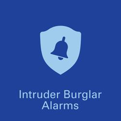 Intruder Burglar Alarms