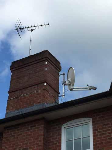Satellite Broadband internet system
