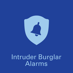 Intruder Burglar Alarms